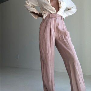 Blush H&M pants